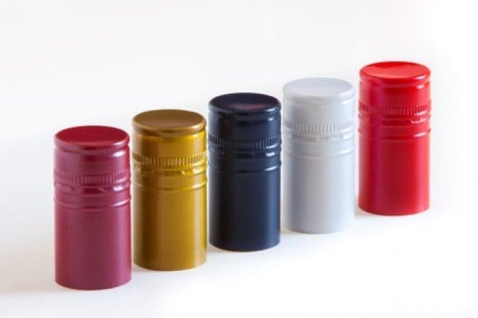 Tapones de aluminio de rosca para preservar el sabor y la calidad | Torrent Closures
